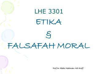 LHE 3301