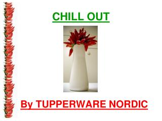 By TUPPERWARE NORDIC