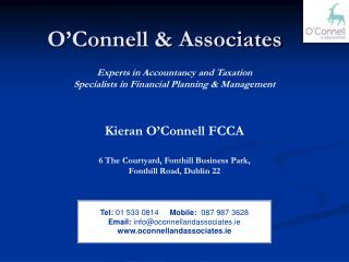 O'Connell & Associates