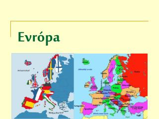 Evrópa