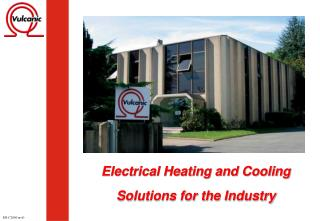 Electrical Heating and Cooling