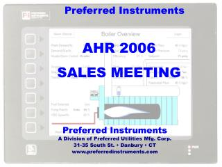 Preferred Instruments