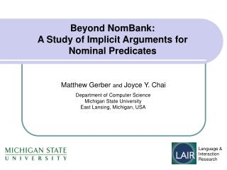 Beyond NomBank: A Study of Implicit Arguments for Nominal Predicates