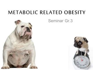 METABOLIC RELATED OBESITY