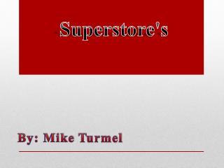 Superstore's