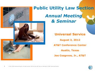 Public Utility Law Section