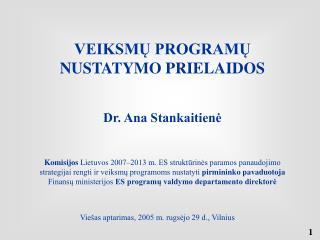 Viešas aptarimas, 2005 m. rugsėjo 29 d., Vilnius