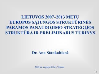 2005 m. rugsėjo 28 d., Vilnius