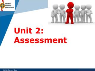 Unit 2: Assessment