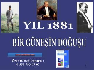YIL 1881