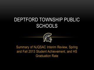 Deptford Township Public Schools