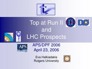 Top at Run II  and  LHC Prospects