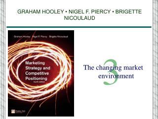 GRAHAM HOOLEY  • NIGEL F. PIERCY • BRIGETTE NICOULAUD