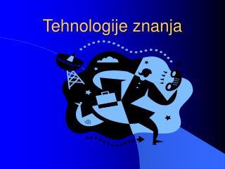Tehnologije znanja