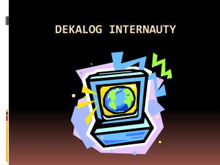 Dekalog internauty