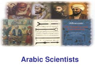 Arabic Scientists