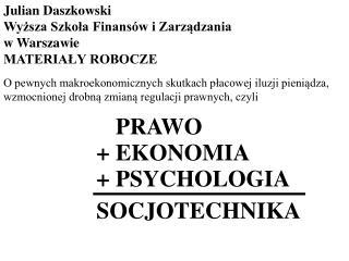 +  PRAWO