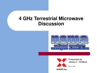 4 GHz Terrestrial Microwave Discussion