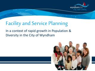 Facility and Service Planning