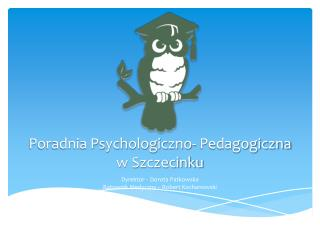Poradnia Psychologiczno- Pedagogiczna w Szczecinku