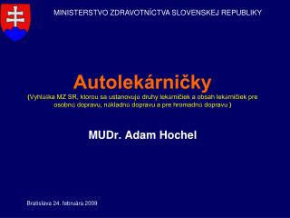 Bratislava 24. februára 2009