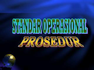 STANDAR OPERASIONAL