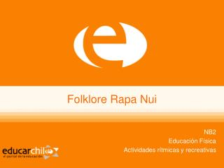 Folklore Rapa Nui