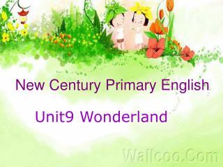Unit 7 Wonderland