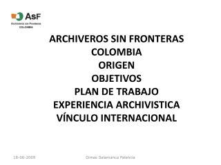 ASF INTERNACIONAL