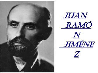 JuanRam�nJim�nez