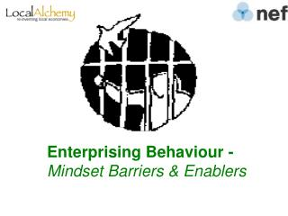 Enterprising Behaviour - Mindset Barriers & Enablers