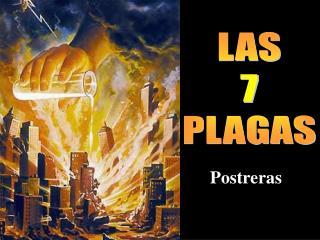 LAS  7  PLAGAS