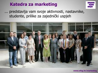 Katedra za marketing