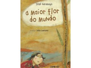 A MAIOR FLOR DO MUNDO (Jos é  Saramago) As hist ó rias para crian ç as devem ser escritas