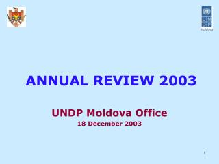 ANNUAL REVIEW 2003