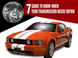 One Stop Transmission Repair Shop in Houston – Visit Now!