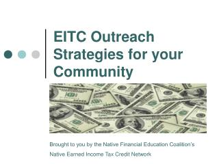 EITC Outreach Strategies for your Community
