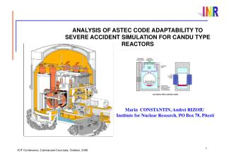 ANALYSIS OF ASTEC CODE ADAPTABILITY TO SEVERE ACCIDENT SIMULATION FOR CANDU TYPE REACTORS