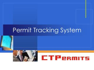 Permit Tracking System