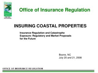Office of Insurance Regulation