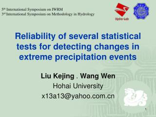 Reliability of several statistical tests for detecting changes in extreme precipitation events