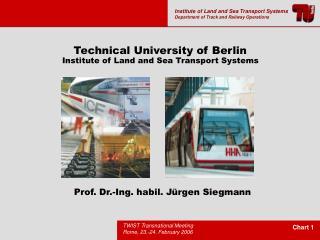Prof. Dr.-Ing. habil. Jürgen Siegmann