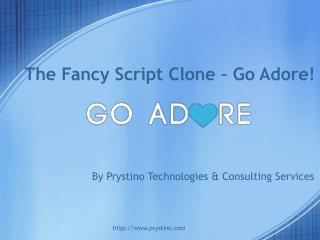 The Fancy Clone Script