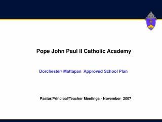 Pope John Paul II Catholic Academy
