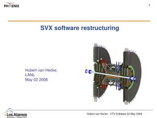 SVX software restructuring