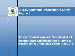 US Environmental Protection Agency  Region 7