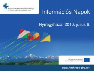 Információs Napok