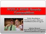Vickie Rundbaken FCCLA Executive Director vrundbakendoe.k12.ga