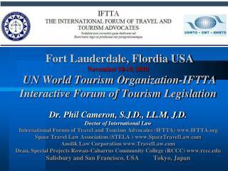 The Establishment  of IFTTA