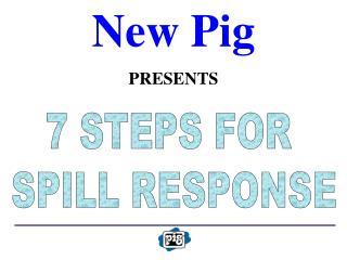 New Pig PRESENTS